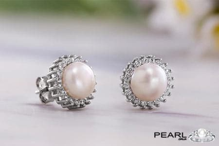Pearl The Gemstone Loved By The Women Utmost.