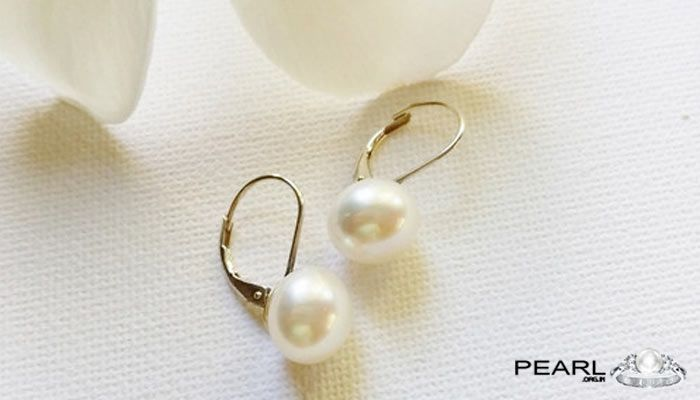 Pearl Gemstone Rings Necklace Best Gift For Wedding Anniversary