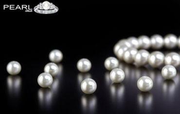Pearl Gemstone The Birthstone Of Month-June.