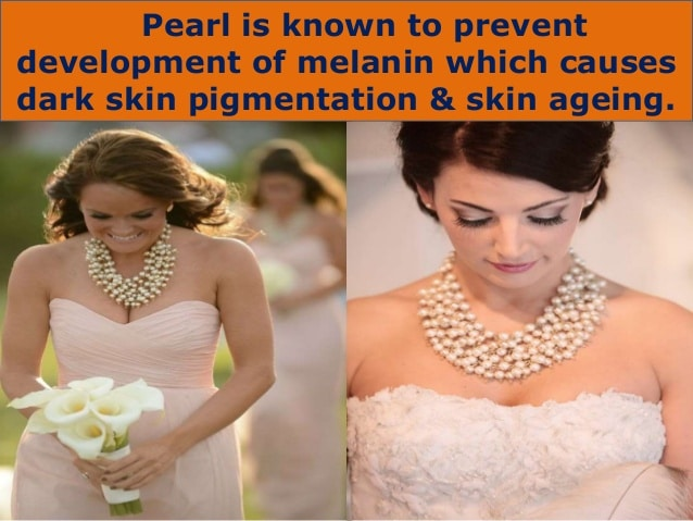 wear pearl gemstone for good health amp great skin