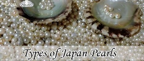 Types of Japan Pearl