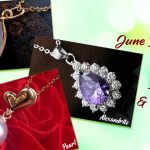 June Birthstone: Pearl, Alexandrite and Moonstone