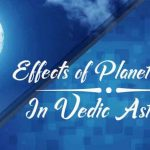 Effects of Planet Moon in Vedic Astrology